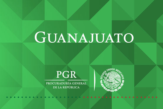 Obtiene PGR vinculación a proceso contra tres personas por  la posesión de armas y droga.