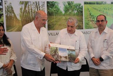 Inventario Forestal de Tabasco.