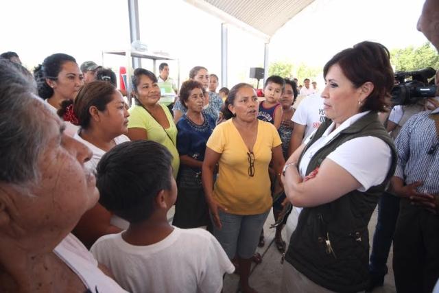 Vamos a reconstruir las casas afectadas por el sismo del 18 de abril: RRB