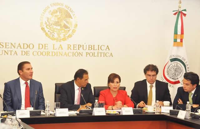 Sedesol en la Comisión Especial Sur Sureste del Senado de la República