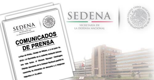 Comunicados de Prensa 2008.