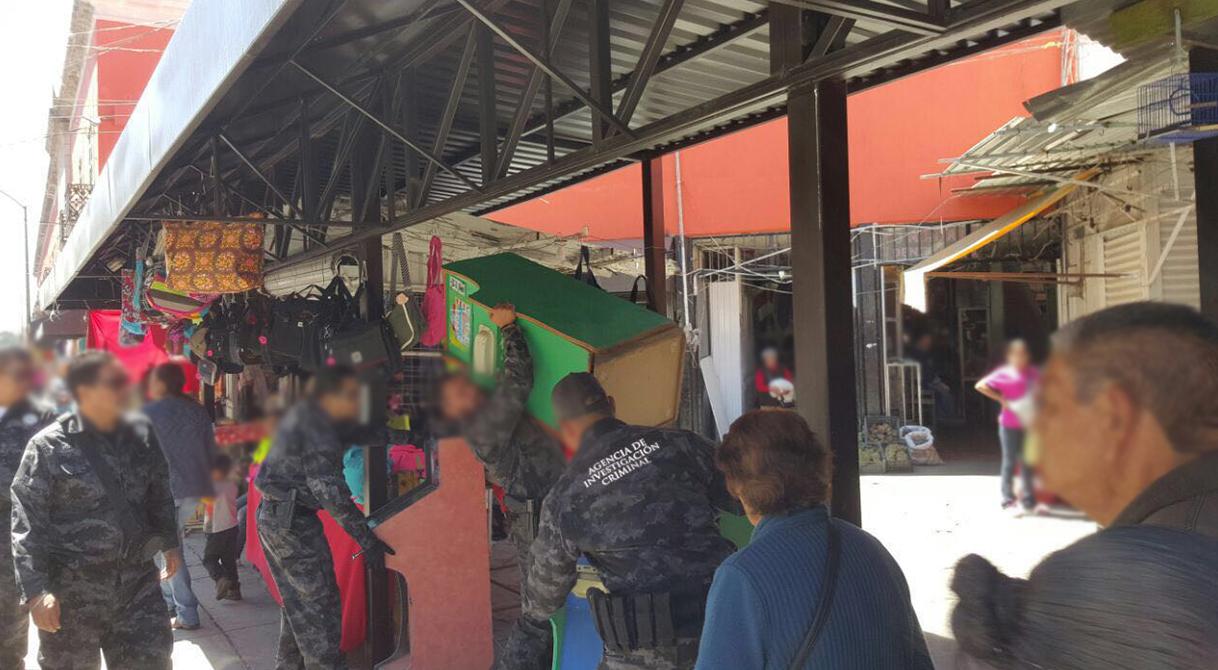 Asegura PGR 32 máquinas tragamonedas en dos municipios del estado de Durango.