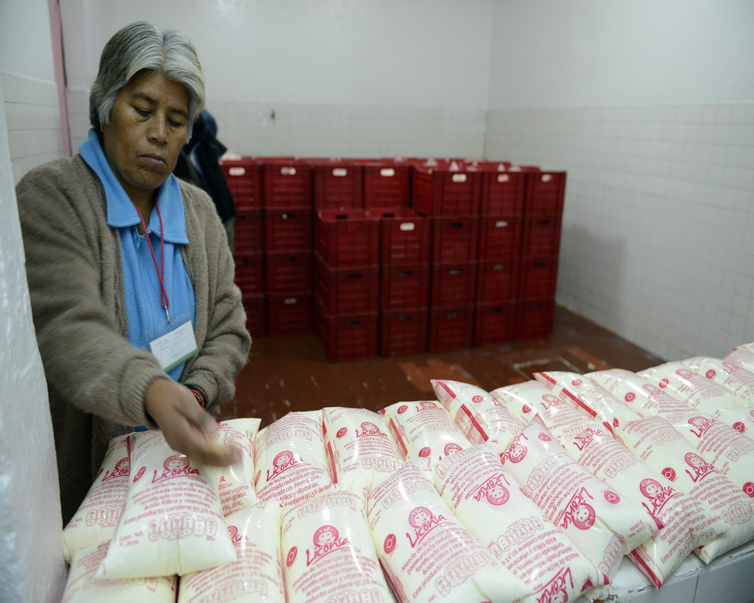 Liconsa transparentará la venta de la crema de leche que produce