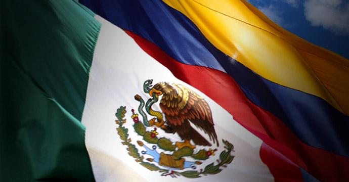 II Reunión de la Comisión Administradora del Tratado de Libre Comercio entre México y Colombia