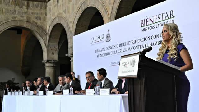 Convenio Sedesol-CFE, para electrificar viviendas de 68 Municipios de Jalisco