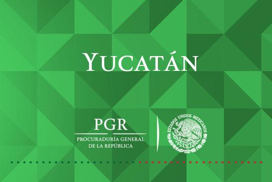 Convoca PGR a audiencia ciudadana en Yucatán.