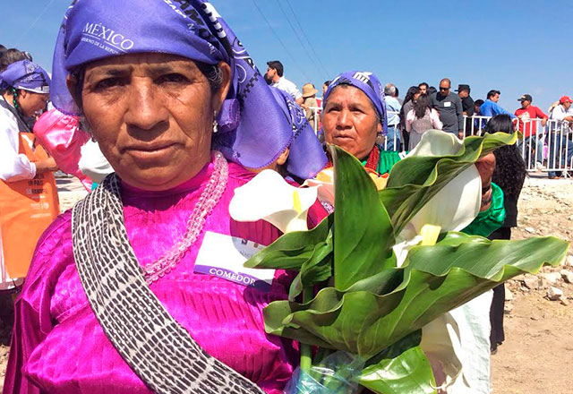 Oportunidades y  SINHambre en la Región Mazahua del Estado de México
