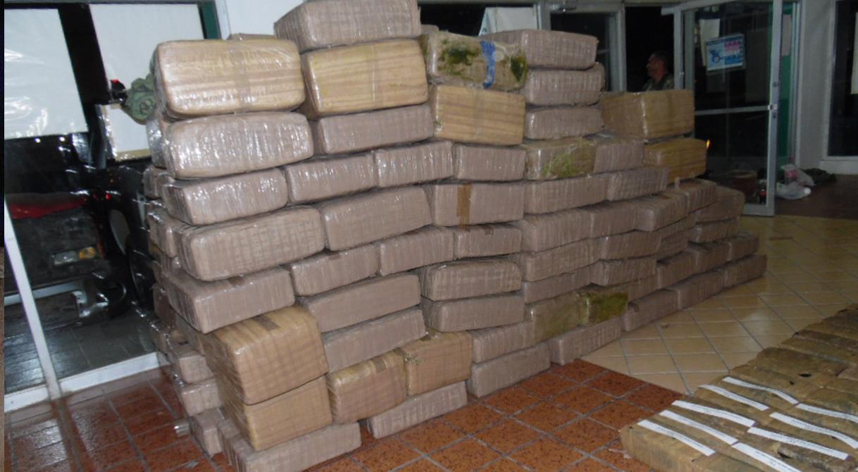 Inicia PGR investigación por el aseguramiento de más de tres toneladas de marihuana en nueva ciudad Tamaulipas.