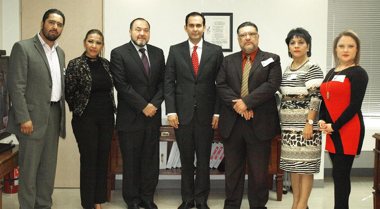 Colaboración interinstitucional entre la PGR, El Instituto Iberoamericano de Justicia y APRODEQ.