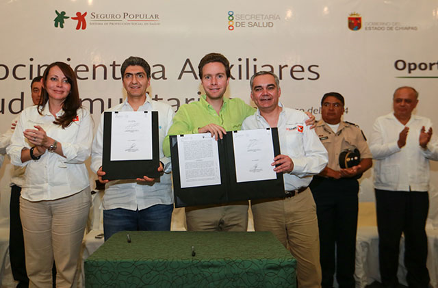 Sedesol atiende a través de la Cruzada Nacional Contra el Hambre 23 municipios integrada por los Estados de Chiapas, Campeche, Quintana Roo y Tabasco.