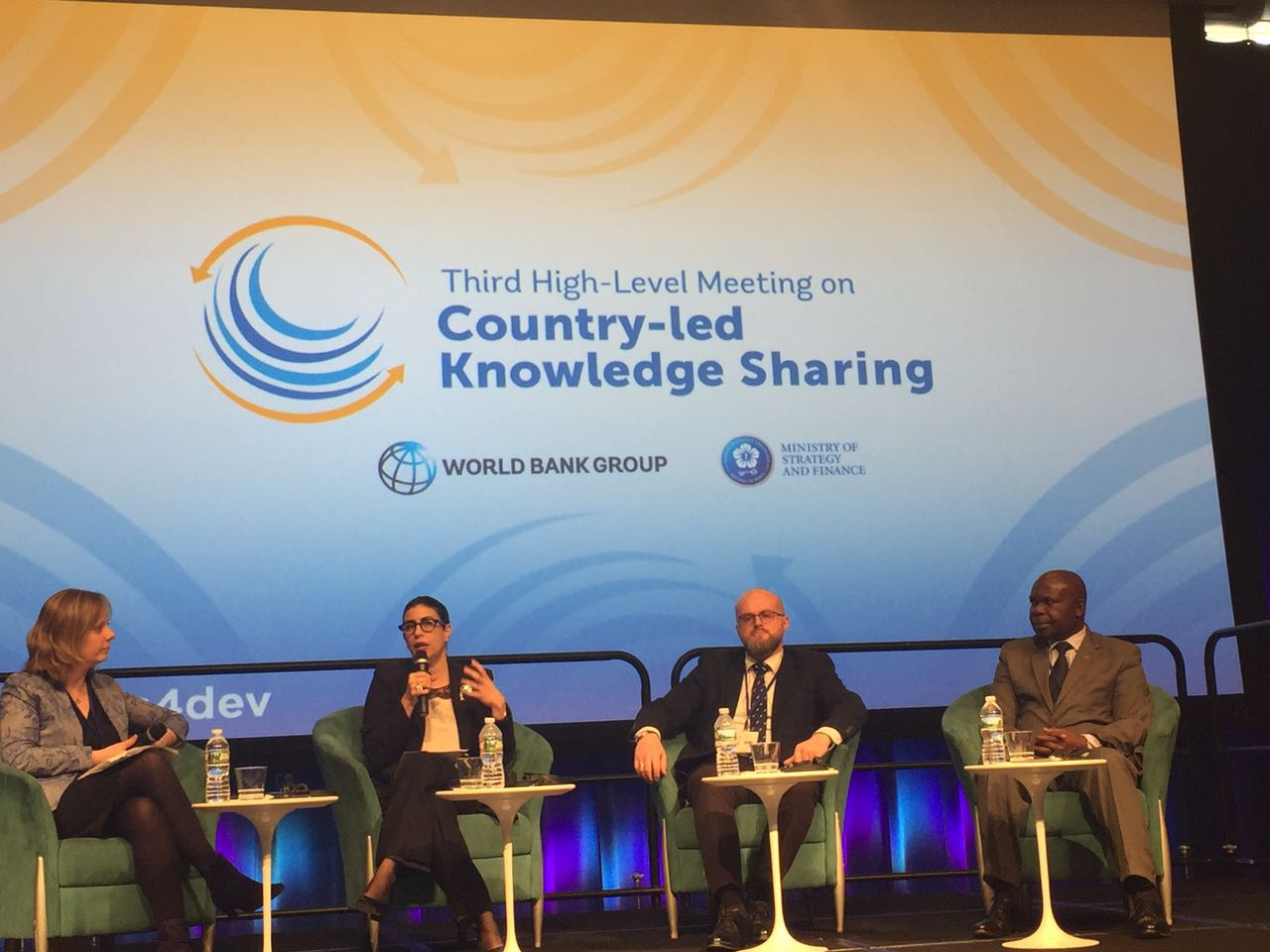 La subsecretaria de Planeación, Evaluación y Desarrollo Regional, Vanessa Rubio Márquez, realizó una gira de trabajo a Washington D.C.