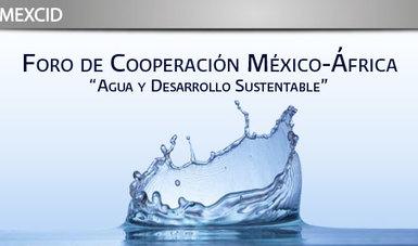 AMEXCID promueve acciones para el desarrollo sostenible.