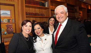 Vocal Ejecutivo del FOVISSSTE asiste a creación de la Asociación Mujeres Líderes por la Vivienda