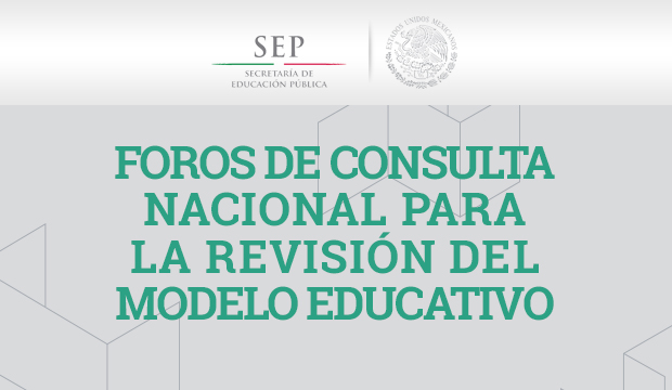 La Secretaría de Educación Pública instaló el Consejo Asesor de los 18 Foros Regionales y tres Nacionales de la Consulta Nacional para la Revisión del Modelo Educativo
