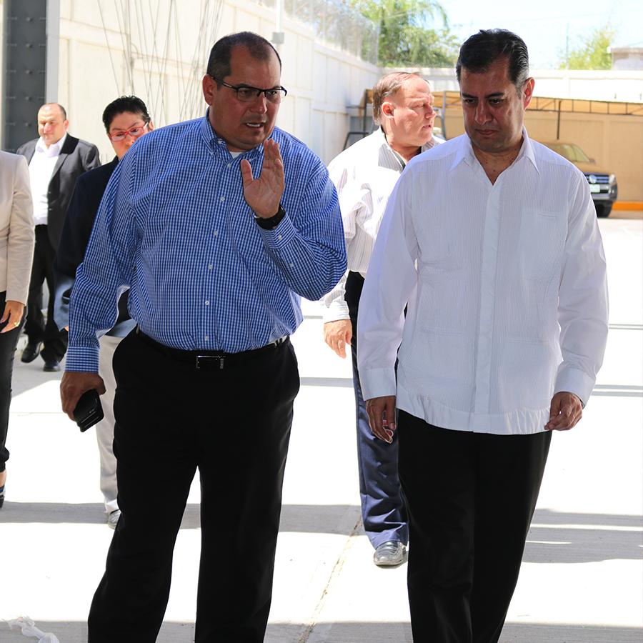 Afinan detalles, en la Delegación PGR Sonora para la implementación del Sistema Procesal Penal Acusatorio.