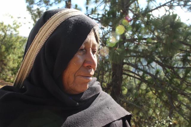 La comunidad mixe de la sierra norte, beneficiaria de la Cruzada Nacional Contra el Hambre