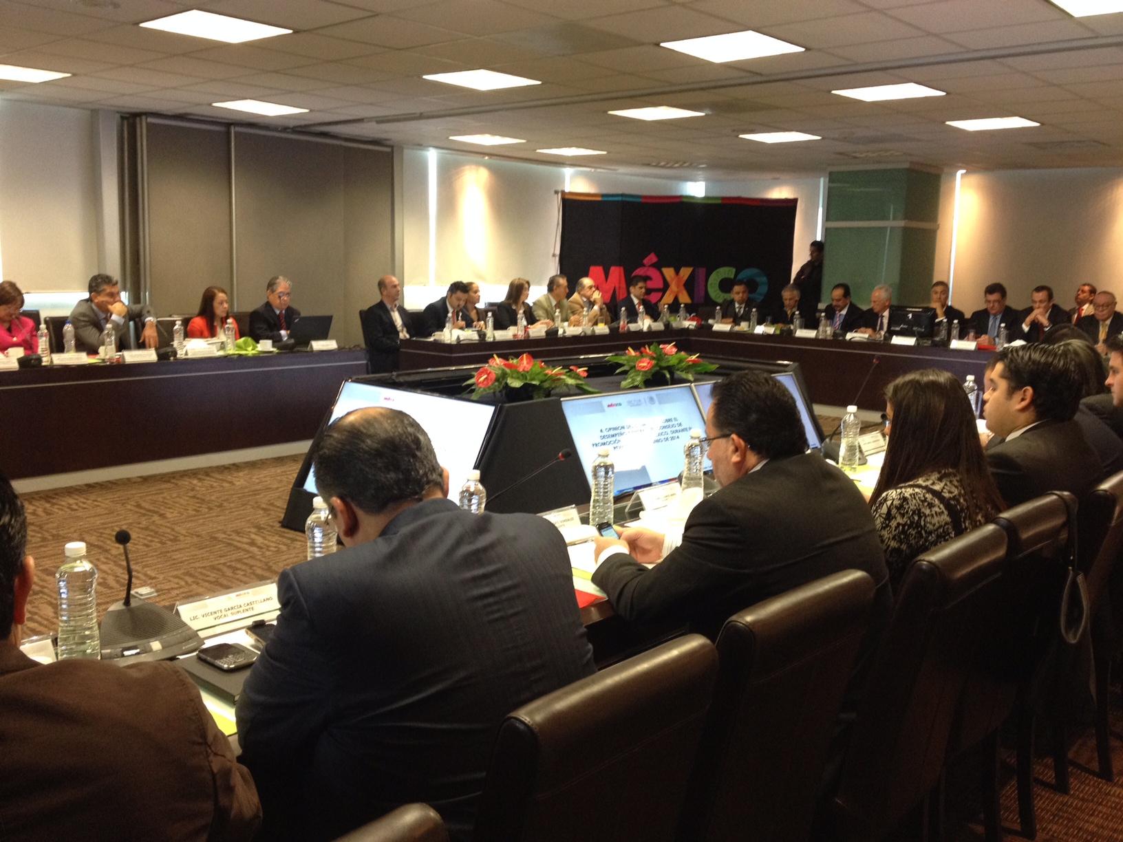 Director General del Consejo de Promoción Turística de México (CPTM), Rodolfo López Negrete, comunica datos del Sistema Integral de Operación Migratoria (SIOM).