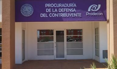 Bolet n estatal 016 2014 chihuahua prodecon abre su for Oficina del contribuyente