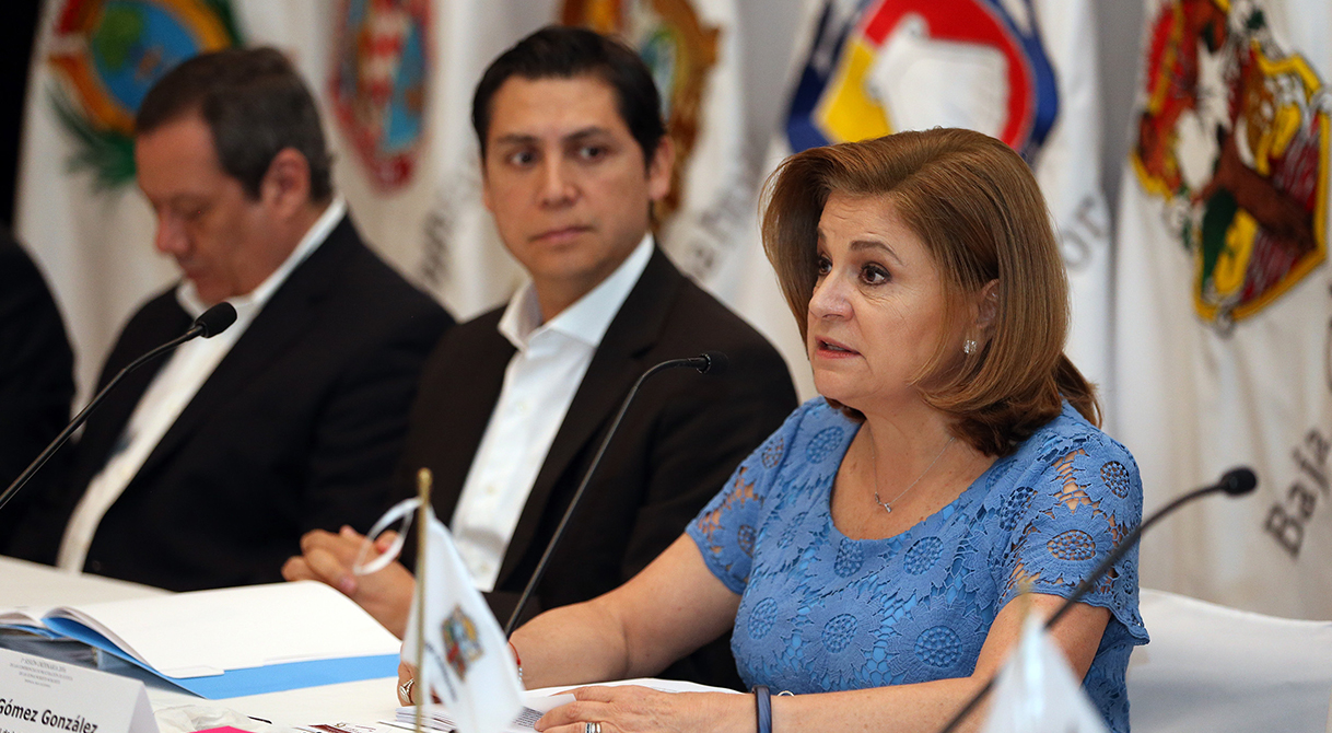 Concluye Reunión de Procuración de Justicia Zonas Noreste y Noroeste en Ensenada, Baja California