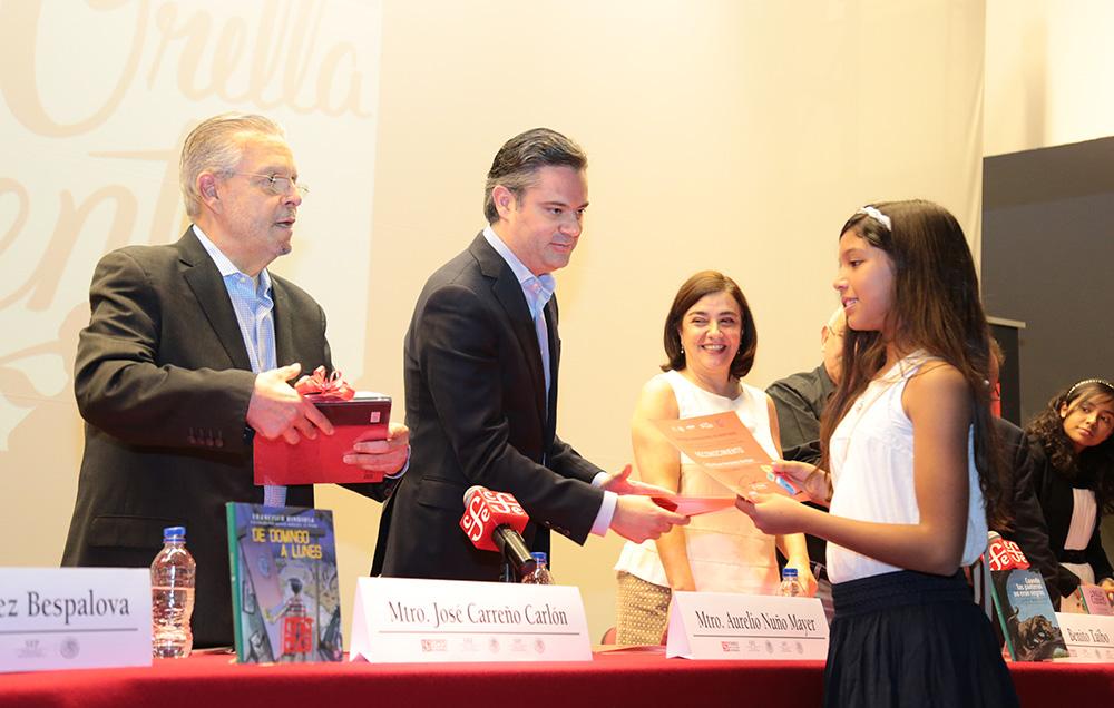 Informa que en México se lee más, pero debe avanzarse en ese sentido