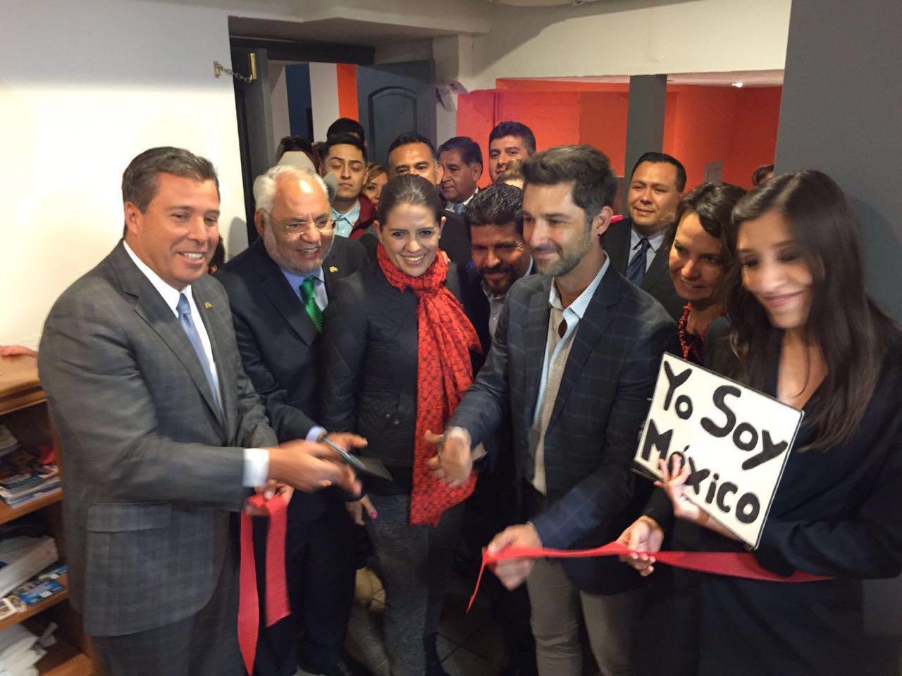 Reunión del IME con la comunidad mexicana en Chicago