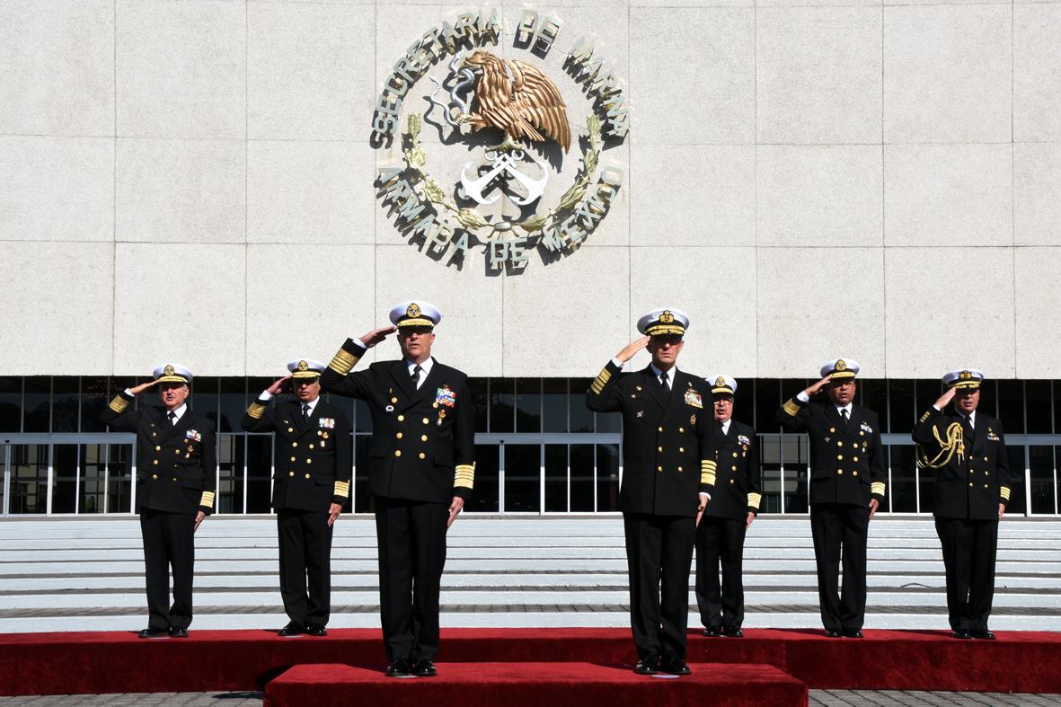 La Marina de Guerra del Perú, quien estuvo en nuestro país del 30 de marzo al 02 de abril pasado
