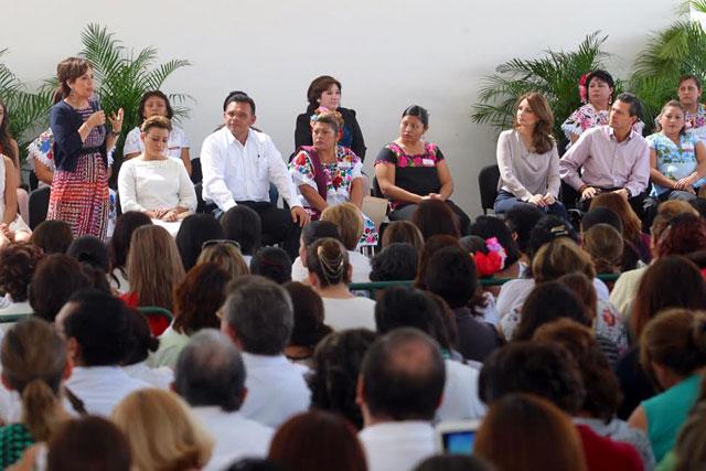 En Guerrero y Michoacán se construyen Centros de Justicia para la Mujer