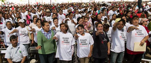 Gira de trabajo por Michoacán de RRB y el Secretario de Gobernación Osorio Chong