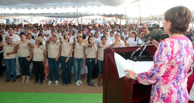 RRB en la VI Reunión Extraordinaria Intersecretarial realizada en Baja California Sur