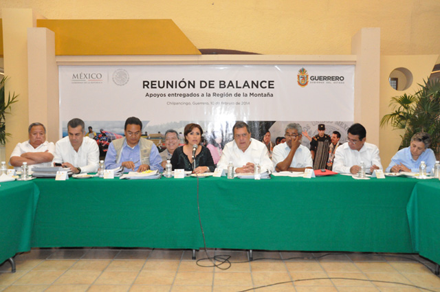 Anuncia RRB la creación de 100 nuevos Comedores Comunitarios en la Región de La Montaña en Guerrero
