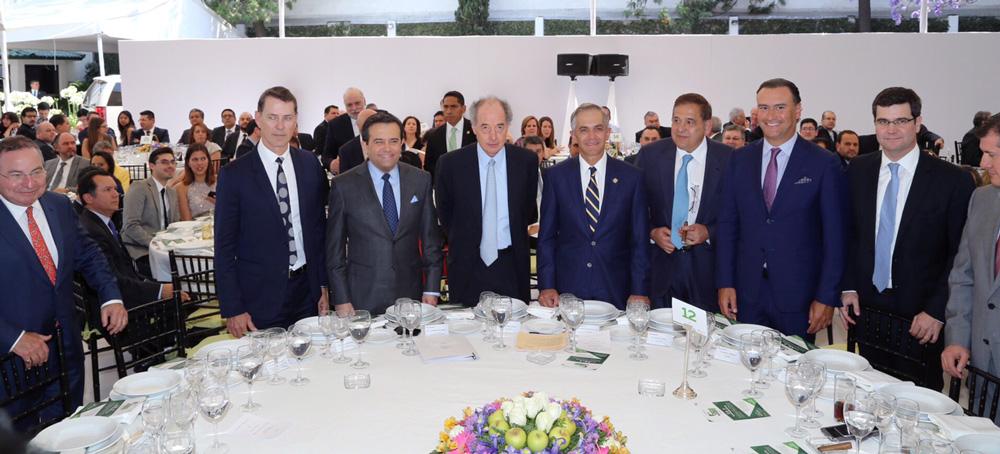 El Secretario de Economía participó en la LXVIII Asamblea General Ordinaria de la Cámara Nacional de la Industria del Hierro y del Acero