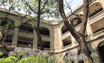 Se evitarán actividades al aire libre en las escuelas de la Ciudad de México, por los altos niveles de ozono: SEP