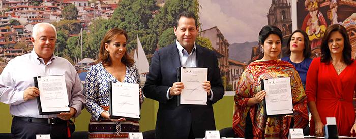 La Secretaria de Turismo, Claudia Ruiz Massieu, informó que, a través del CPTM, se llevarán a cabo acciones para impulsar esta actividad.