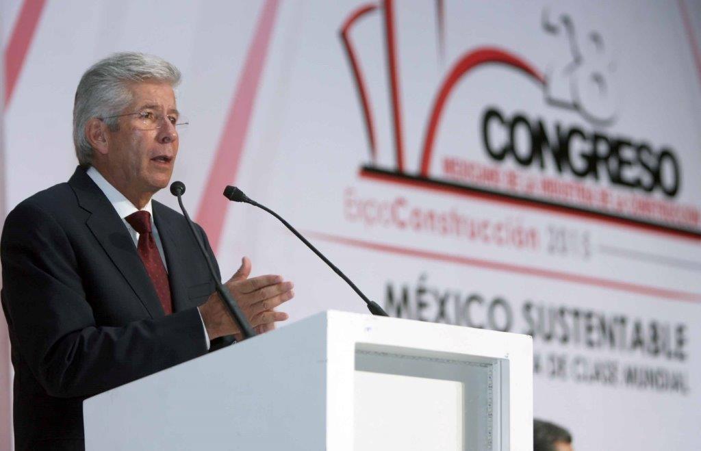 Propone Ruiz Esparza protocolo de transparecia a constructores