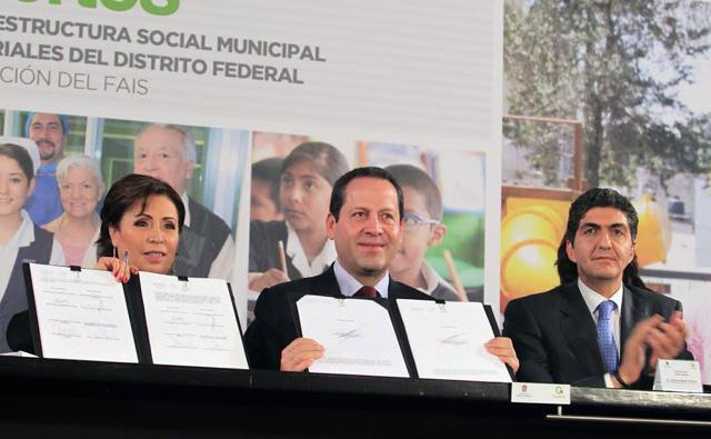 Inaugura RRB el Taller de Capacitación sobre el Fondo de Aportaciones a la Infraestructura Social Municipal (FAIS)