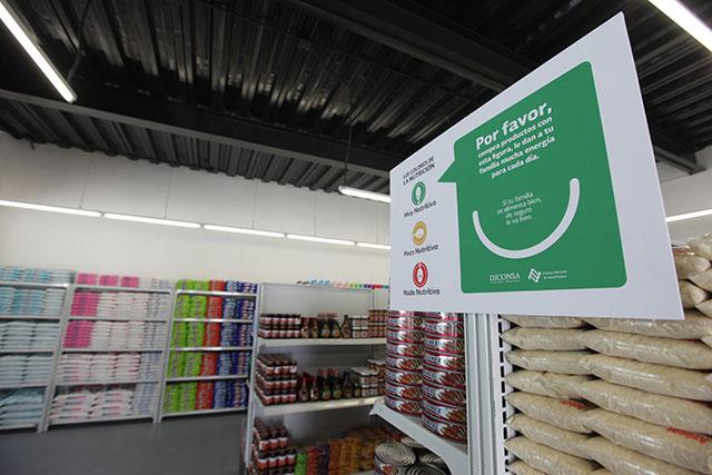 Se busca mejorar hábitos de consumo de la población en comunidades rurales y semiurbanas