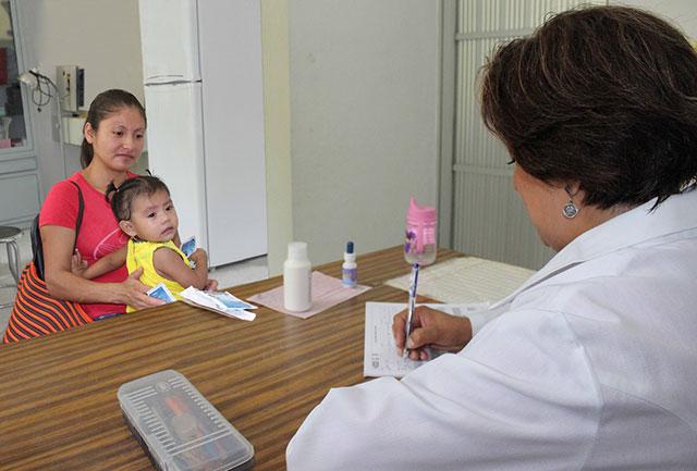 Control nutricional infantil de prevención y atención a la desnutrición en más de 16 mil 700 unidades de salud en todo el país
