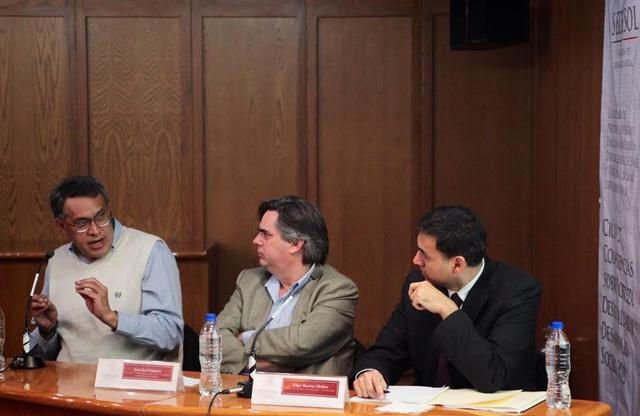 Concluye Ciclo de Conferencias sobre Pobreza, Desigualdad y Desarrollo Social 2013.