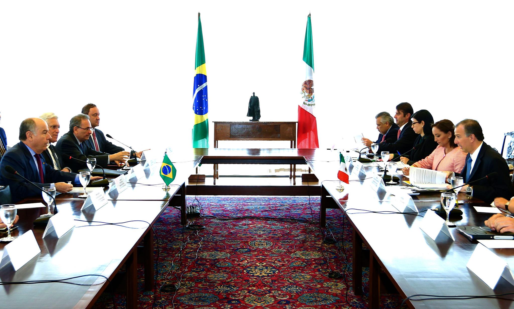 La Secretaria de Turismo, Claudia Ruiz Massieu, concluye visita de trabajo a Brasil.