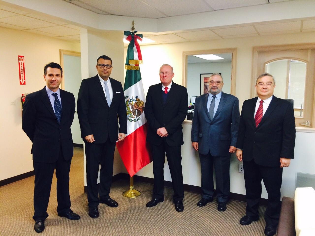 """""""2015, año clave para México en materia espacial satelital"""": director de AEM en Universidad de California"""