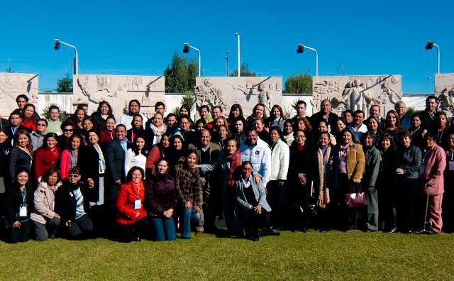 VIII Reunión Regional del Programa de Coinversión Social (PCS) de la Sedesol 2013 en Durango.