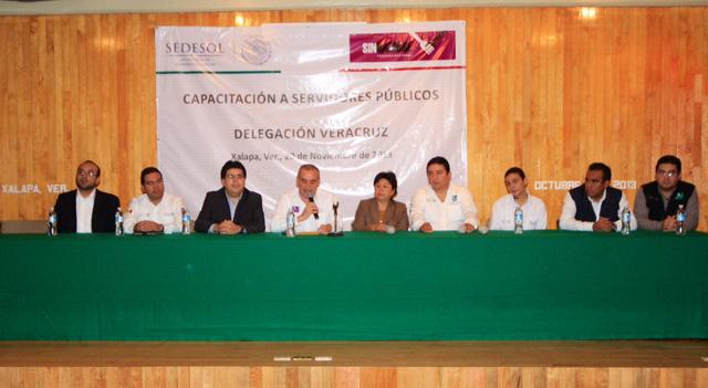 Iniciaron las Jornadas de Capacitación en Materia de Anticorrupción, Derechos Humanos, Responsabilidades Administrativas de los Servidores Públicos y Licitaciones Públicas en Veracruz.