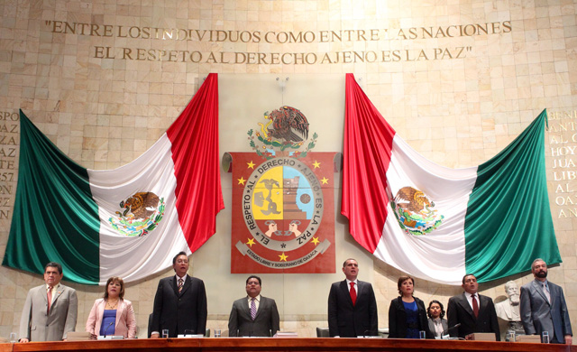 Trabajamos con el gobierno de Oaxaca de manera coordinada para llegar a 133 municipios en el marco de la Cruzada Nacional Contra el Hambre: RRB