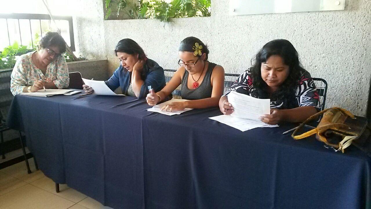 Capacitación Empresarial y Organizacional con Perspectiva de Género en Oaxaca.