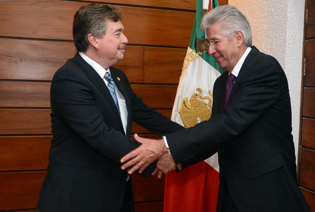 Avanza SCT en agenda de comunicaciones y transportes de Baja California