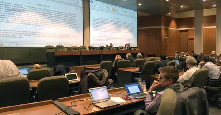 Delegación mexicana participa en la 20º reunión del órgano científico del CDB.
