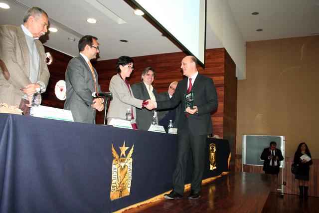 Asiste el subsecretario Lastiri Quiroz  a la entrega del Reconocimiento de Buenas Prácticas de Monitoreo y Evaluación de Programas Sociales 2012  del Consejo Nacional para la Evaluación de la Política Social (Coneval).