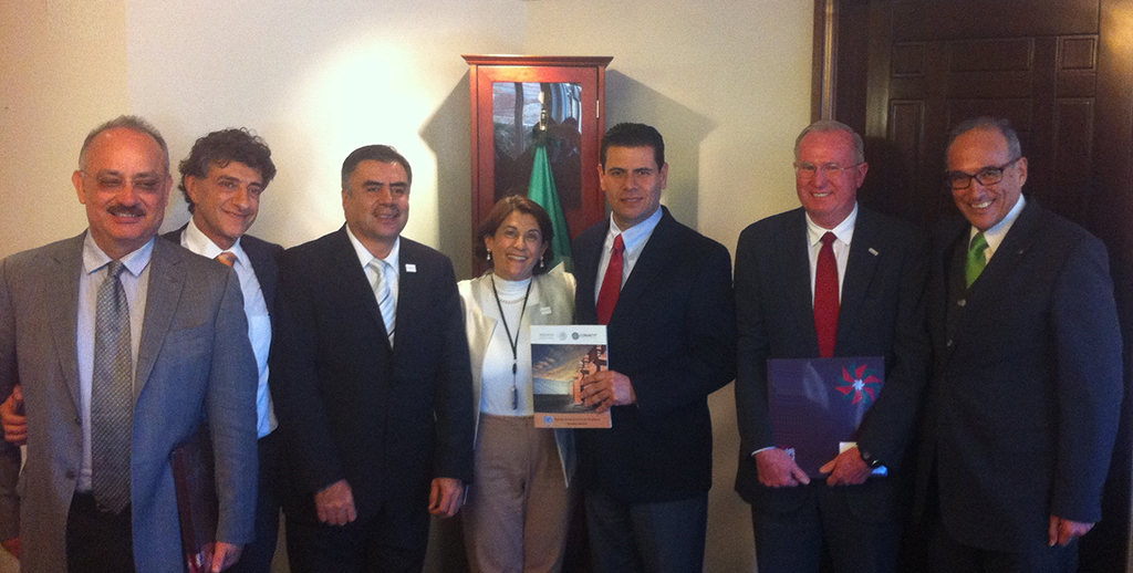 Inauguran centro de telecomunicaciones espaciales en Zacatecas