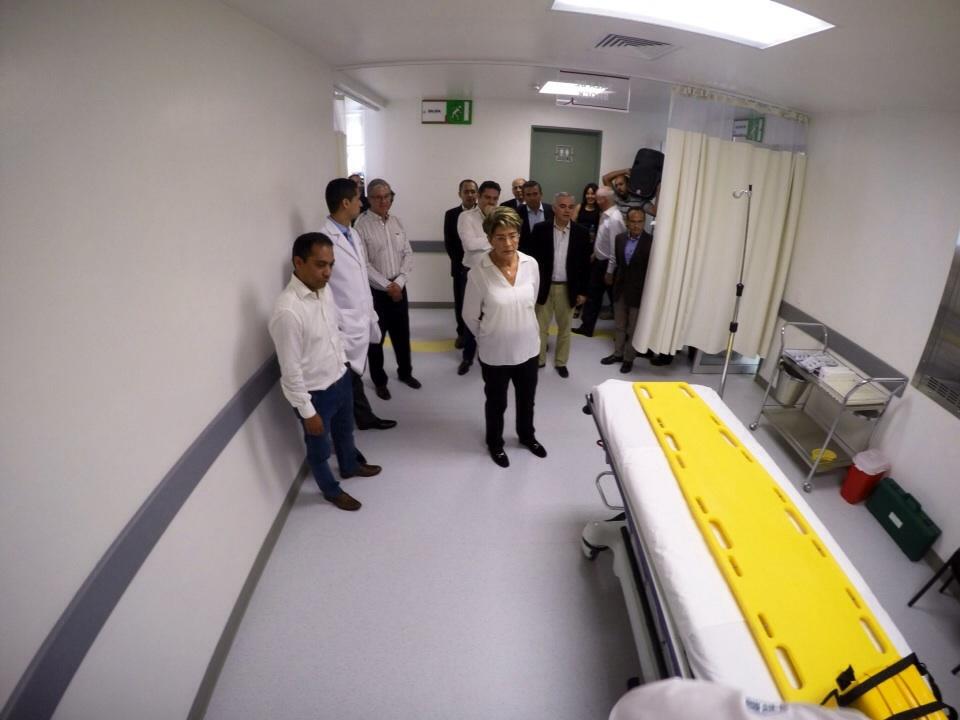 La Dra. Mercedes Juan realizó una gira de trabajo por el municipio de Jocotepec, Jalisco.