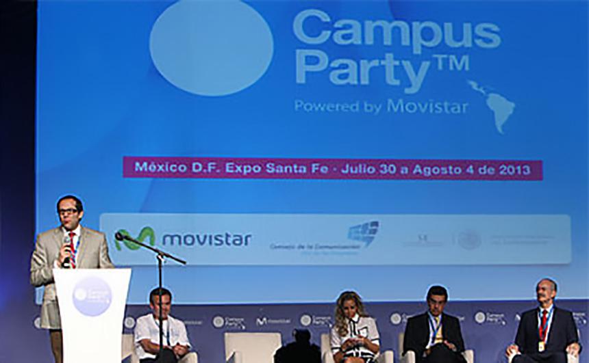 El subsecretario de Comunicaciones, José Ignacio Peralta, dijo que hay manifestación en pro de dicha reforma constitucional para poder invertir en México
